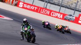 Jeremy Guarnoni, Pedercini Racing Kawasaki, Misano RAC