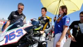Davide Stirpe, Team Factory Vamag, Misano RAC