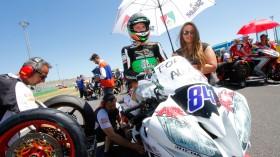 Loris Cresson, Race Department ATK#25, Misano RAC