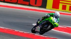 Anthony West, EAB West Racing, Misano RAC
