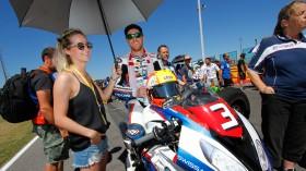 Sebastien Suchet, Berclaz Racing Team, Misano RAC