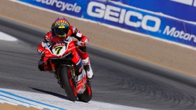 Chaz Davies, Aruba.it Racing - Ducati, Laguna Seca FP1