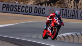 Marco Melandri, Aruba.it Racing - Ducati, Laguna Seca FP1