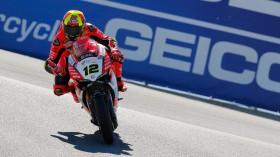 Xavi Fores, BARNI Racing Team, Laguna Seca FP1