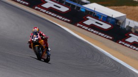 Jake Gagne, Red Bull Honda World Superbike Team, Laguna Seca FP2