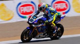 Jakub Smrz, Guandalini Racing, Laguna Seca FP2
