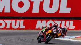 Stefan Bradl, Red Bull Honda World Superbike Team, Laguna Seca RAC1
