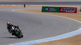 Jonathan Rea, Kawasaki Racing Team, Laguna Seca RAC1