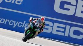Jonathan Rea, Kawasaki Racing Team, Laguna Seca SP2