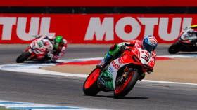 Marco Melandri, Aruba.it Racing - Ducati, Laguna Seca RAC1