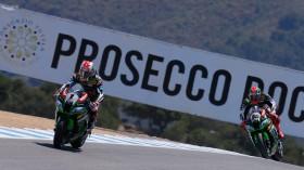 Jonathan Rea, Kawasaki Racing Team, Laguna Seca RAC2
