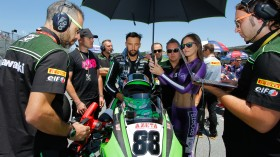 Randy Krummenacher, Kawasaki Puccetti Racing, Laguna Seca RAC2