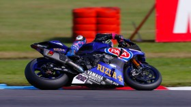 Alex Lowes, Pata Yamaha Official WorldSBK Team, Lausitz FP1