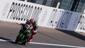Tom Sykes, Kawasaki Racing Team, Lausitz FP1