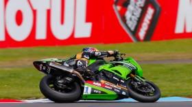 Kenan Sofuoglu, Kawasaki Puccetti Racing, Lausitz FP1