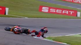Stefan Bradl, Red Bull Honda World Superbike Team, Lausitz FP2