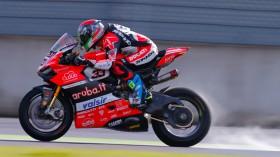 Marco Melandri, Aruba.it Racing - Ducati, Lausitz FP1