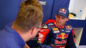Stefan Bradl, Red Bull Honda World Superbike Team, Lausitz SP1