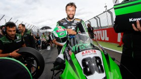 Randy Krummenacher, Kawasaki Puccetti Racing, Lausitz RAC1