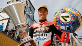 Chaz Davies, Aruba.it Racing - Ducati, Lausitz RAC1
