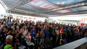 WorldSBK, Lausitz Saturday