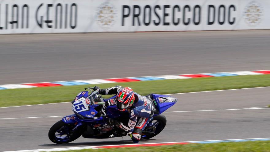 Alfonso Coppola, SK Racing, Lausitz RAC
