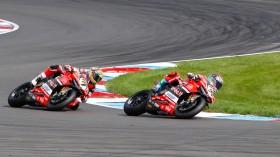Chaz Davies, Marco Melandri, Lausitz RAC2