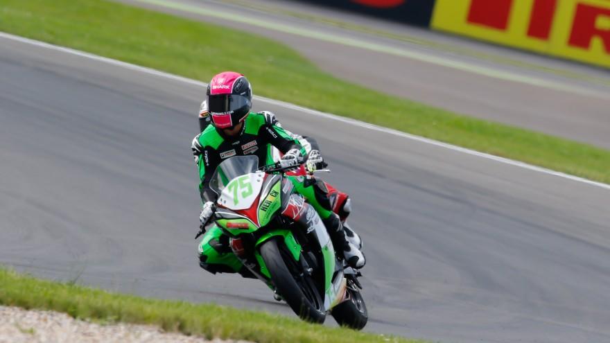 Scott Deroue, MTM HS Kawasaki, Lausitz RAC