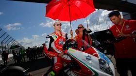 Alessandro Zaccone, MV Agusta Reparto Corse, Lausitz RAC