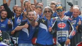 Roberto Tamburini, PATA Yamaha Official STK 1000 Team, Lausitz RAC