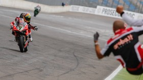 Chaz Davies, Aruba.it Racing - Ducati, Lausitz RAC2
