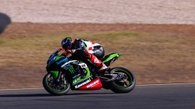 Tom Sykes, Kawasaki Racing Team, Algarve FP2