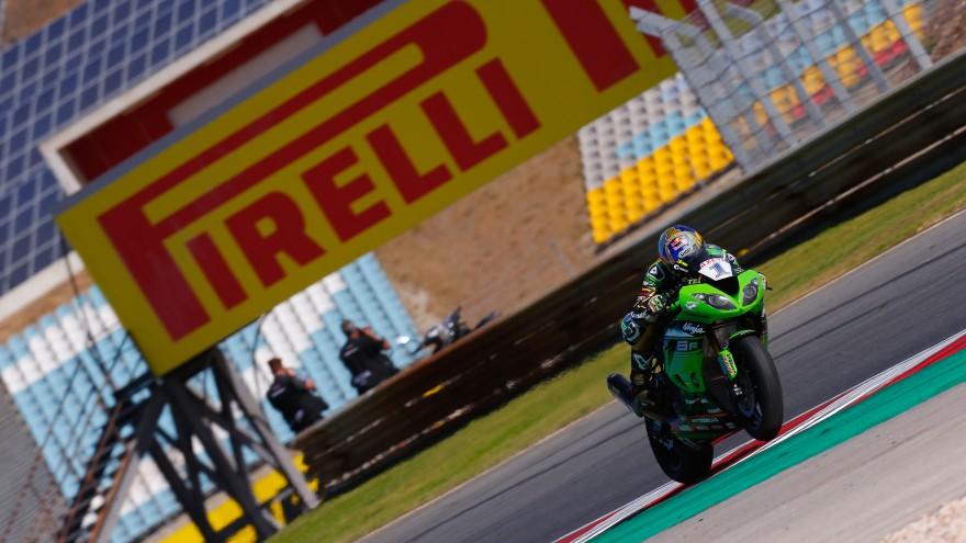 Kenan Sofuoglu, Puccetti Racing FMI, Algarve FP2