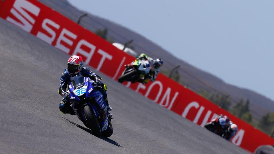 Sheridan Morais, Kallio Racing, Algarve FP2