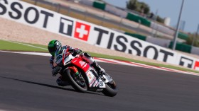 Eugene Laverty, Milwaukee Aprilia, Algarve FP2
