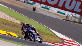 Michael Vd Mark, Pata Yamaha Official WorldSBK Team, Algarve FP2