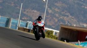 PJ Jacobsen, MV Agusta Reparto Corse, Algarve FP2