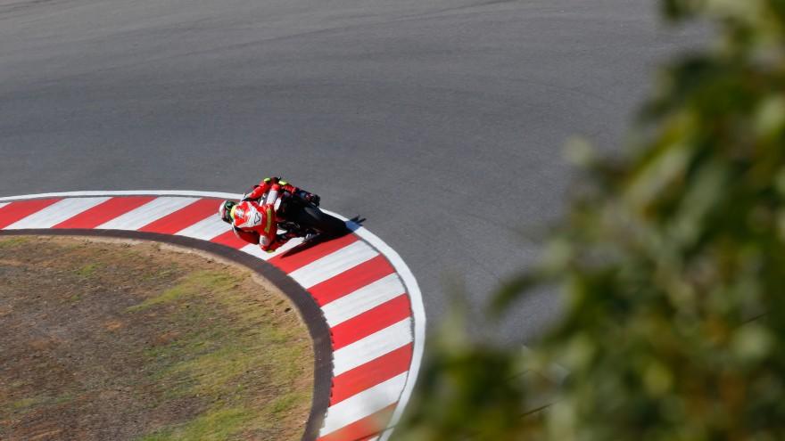 Alessandro Zaccone, MV Agusta Reparto Corse, Algarve FP2