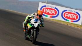 Gino Rea, Team Kawasaki Go Eleven, Algarve FP2