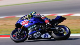 Federico Caricasulo, GRT Yamaha Official WorldSSP Team, Algarve SP2