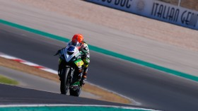 Gino Rea, Team Kawasaki Go Eleven, Algarve SP2