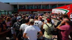 WorldSBK, Algarve Saturday