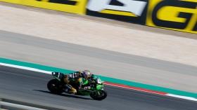 Kenan Sofuoglu, Kawasaki Puccetti Racing, Algarve FP2