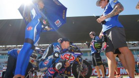 Alex Lowes, Pata Yamaha Official WorldSBK Team, Algarve RAC1