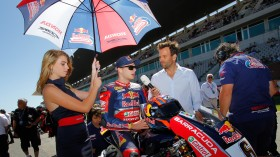 Stefan Bradl, Red Bull Honda World Superbike Team, Algarve RAC1