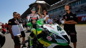Roman Ramos, Team Kawasaki Go Eleven, Algarve RAC1