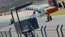Marco Melandri Leon Camier, Algarve RAC1