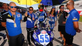 Galang Hendra Pratama, Team MOTOXRACING, Algarve RAC