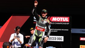 Jonathan Rea, Kawasaki Racing Team, Algarve RAC2
