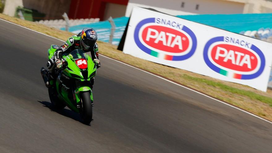 Toprak Razgatlioglu, Kawasaki Puccetti Racing, Algarve RAC